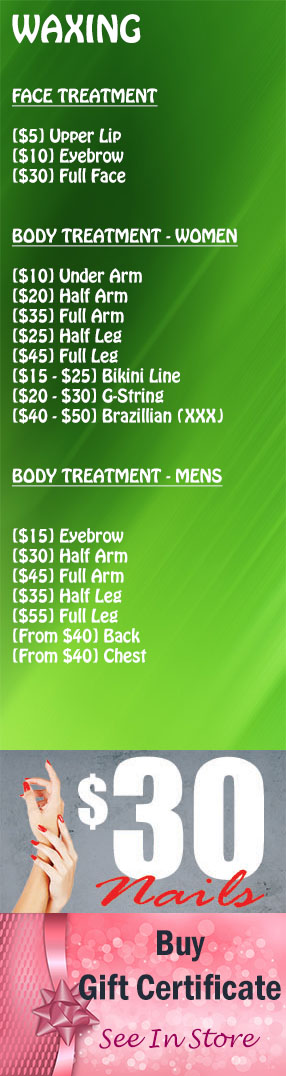 Body-Waxing-Price-List